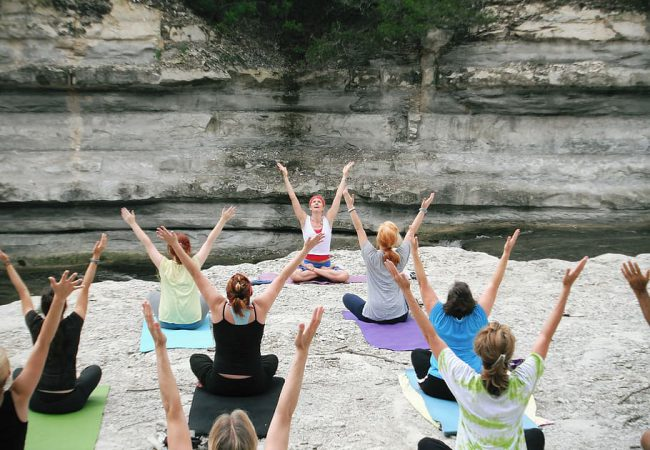 The great benefits of joining a fitness retreat